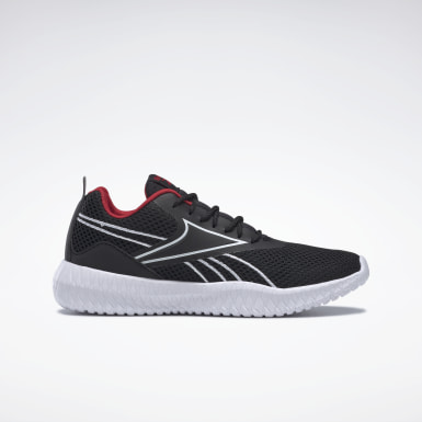 Boys Fitness & Training Black Reebok Flexagon Energy Shoes - Preschool