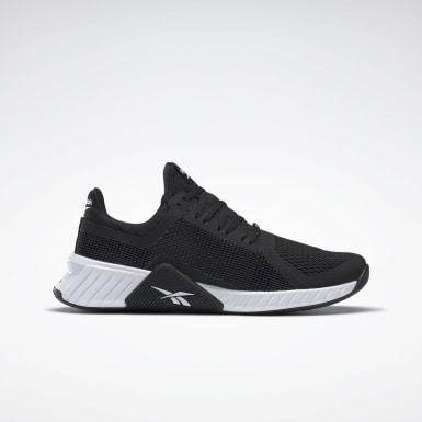 Men Fitness & Training Black Flashfilm Trainer Shoes
