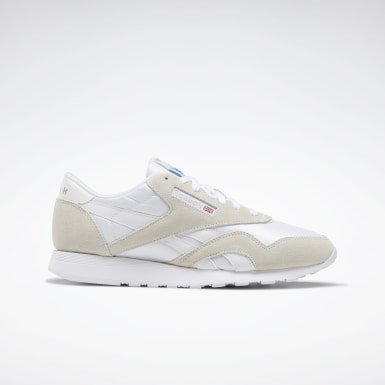 Reebok CL Nylon Slim Core Sagegreenchalk