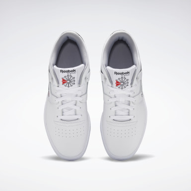 Men Classics White Club Workout Shoes