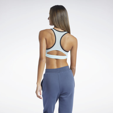 Women HIIT Reebok Lux Racer Medium-Impact Sports Bra