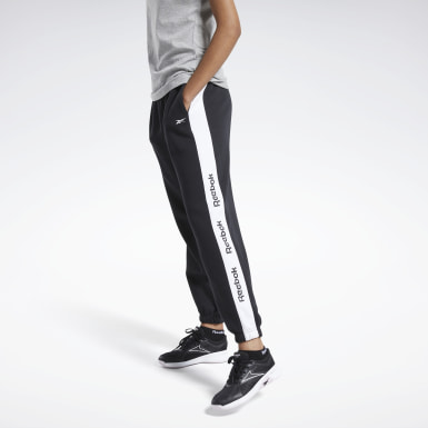 Kvinder Fitness & Training Black Training Essentials Logo Pants