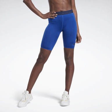 Kvinder Cycling Blue VB Cycling Shorts