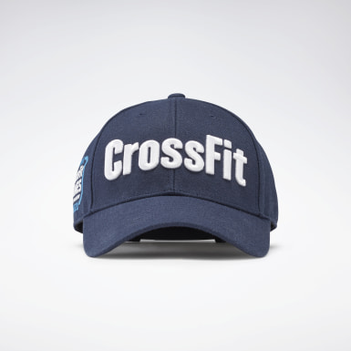 Casquette de baseball CrossFit® Games Bleu Cross Training