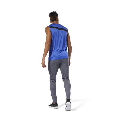 Calça Workout Ready Stacked Logo Trackster