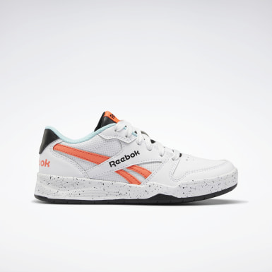 Kinder Classics BB4500 Court Low Shoes Weiß