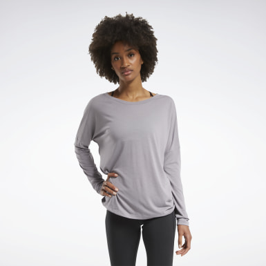 Dam Vandring Workout Ready Supremium Long Sleeve Tee