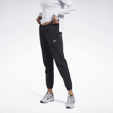 Dam Fitness & Träning Svart Stretch Woven Pants