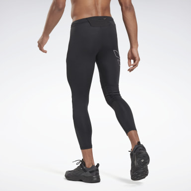 Men Terrengløping Run Reflective Vector Tights