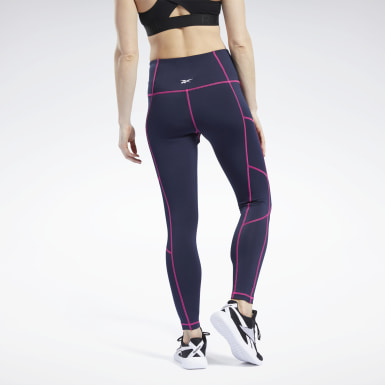 Women Fitness & Training MYT Contrast Stitch Leggings