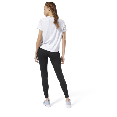 Tight Studio Reebok Lux - Graphic Nero Donna Studio