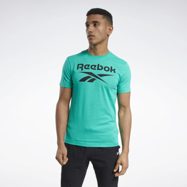 Men Training Graphic Series Reebok Stacked Tee