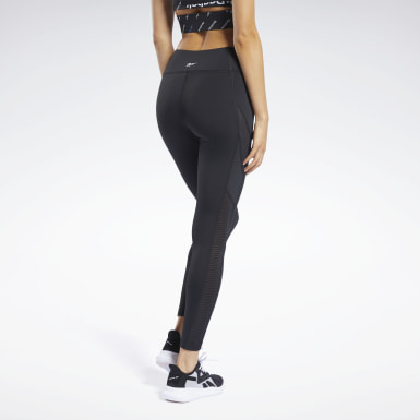 Licras Workout Ready Mesh Negro Mujer Fitness & Training