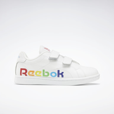 Kids Classics White Reebok Royal Complete Clean Alt 2.0 Shoes