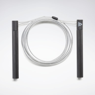 Fitness & Training Pro Speed Jump Rope Schwarz