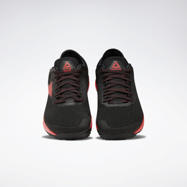 Men CrossFit Black Nano 9.0 Shoes