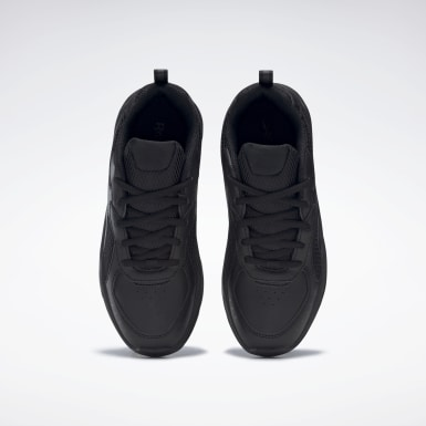 Børn Classics Black Reebok XT Sprinter Shoes