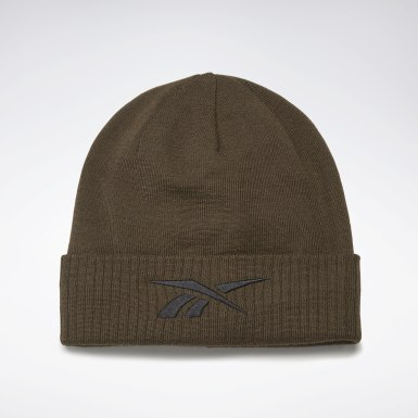 Running Active Enhanced Winter Beanie Grün