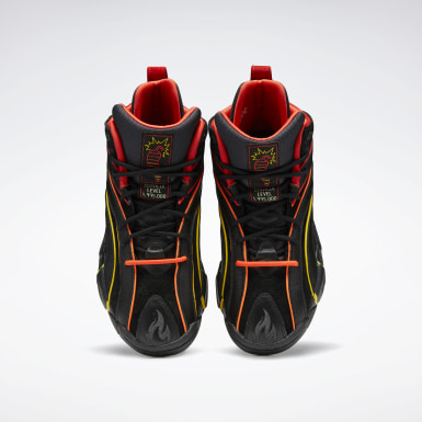 Scarpe Hot Ones Shaqnosis Nero Classics