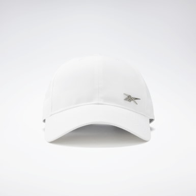 Fitness & Training White Active Foundation Badge Hat