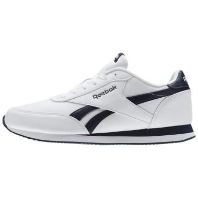 Reebok Royal Classic Leather Joggers Blanco Hombre Classics