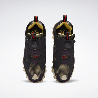 Classics Black Instapump Fury Trail Shoes