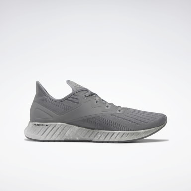 Men Running Grey Flashfilm 2 Men's Running Shoes