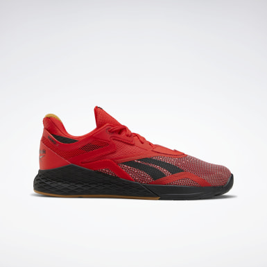Reebok Nano X Rouge Hommes Cross Training