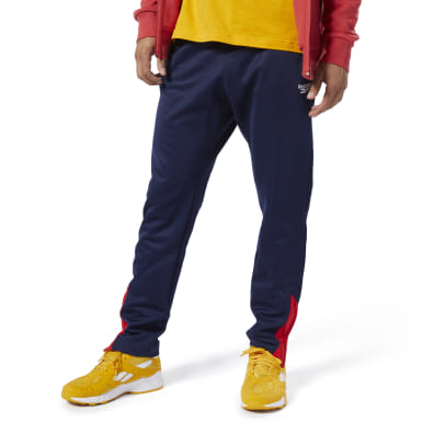 Men Classics Blue Classics Jogger Pants