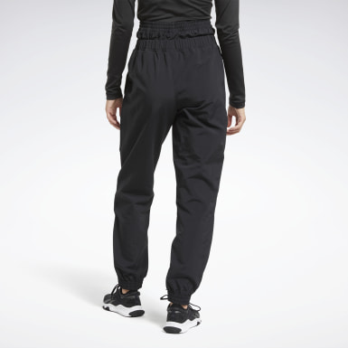 Women Fitness & Training Black MYT Pants