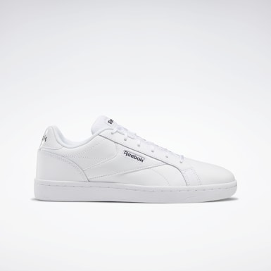 Frauen Classics Reebok Royal Complete Clean LX Shoes Weiß