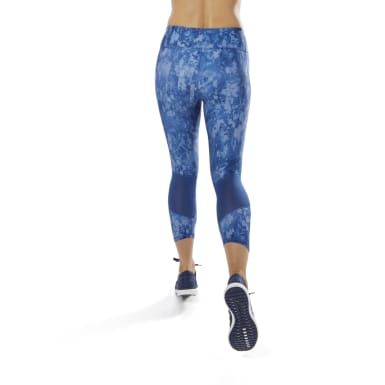 Running 3/4 Tights - AOP