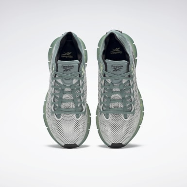 Women Classics Grey Zig Kinetica Shoes