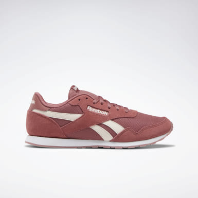 Women Classics Pink Reebok Royal Ultra SL Shoes