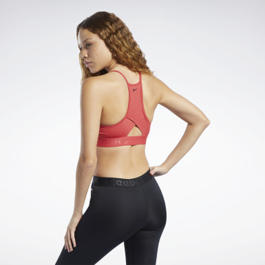 Bra Strappy Back Low-Impact
