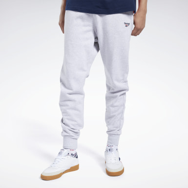 Men Classics Grey Classics Vector Pants