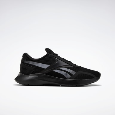 Men Running Black Reebok EnergyLux 2.0 Shoes