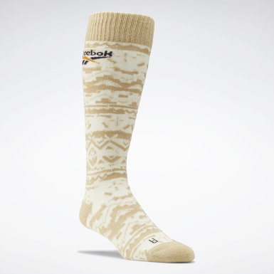Classics White Classics Winter Escape Socks