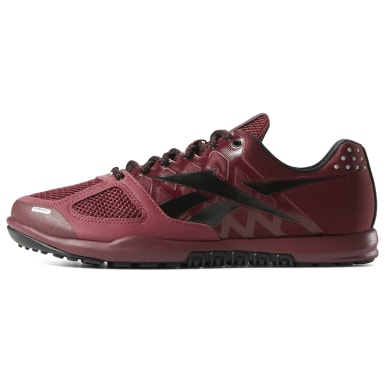 Men Training Burgundy Reebok Nano 2 Men's Shoes
