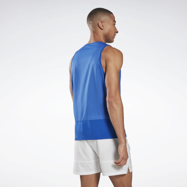 Men Running Running Essentials Singlet