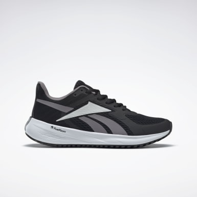 Women Running Grey Energen Run Shoes