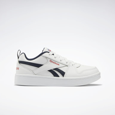 Boys Classics White Reebok Royal Prime 2 Shoes