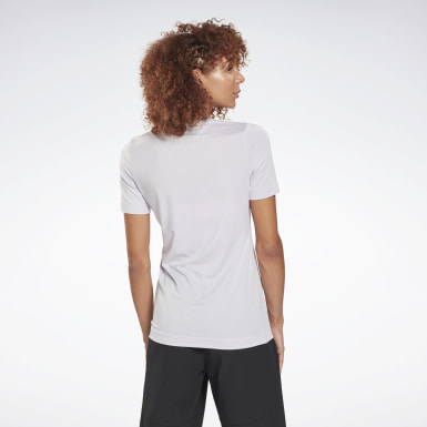 Women Yoga Workout Ready Supremium Tee