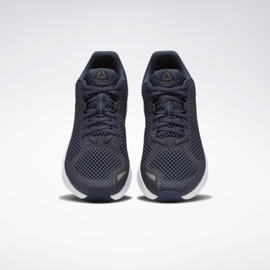 Men Running Blue Reebok Endless Road Men's Running Shoes