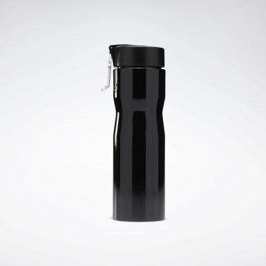 Training Black One Series Metal Water Bottle 750 ml
