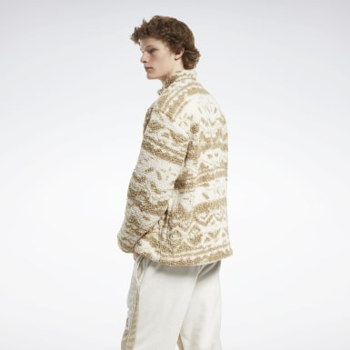 Classics White Classics Winter Escape Reversible Jacket