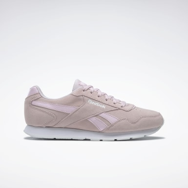 Frauen Classics Reebok Royal Glide Shoes Rosa