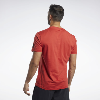 Camiseta Reebok CrossFit® Anvil Hombre Cross Training