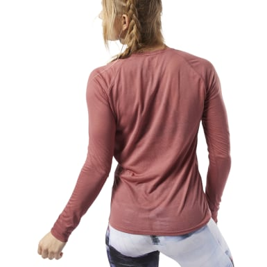 Maglia One Series Burnout Long Sleeve