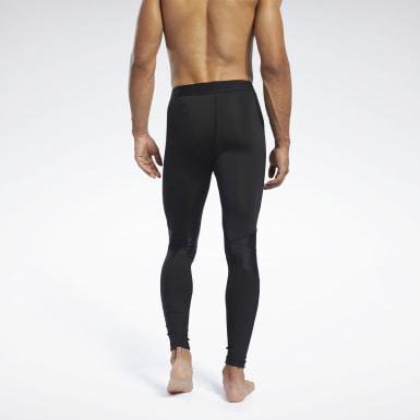 Männer Fitness & Training Speedwick Compression Tight Schwarz